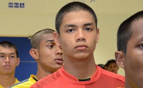 Thu mon U23 Malaysia dinh doping tai VCK U23 chau A hinh anh