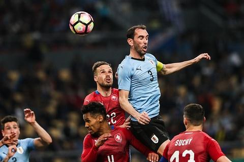 Highlights Uruguay 2-0 CH Czech hinh anh