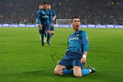 Hang loat ky luc moi duoc Ronaldo xac lap sau dem Turin ky dieu hinh anh