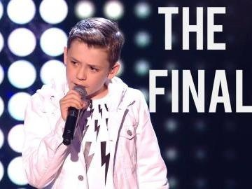 Phan the hien cua Calum tai Chung ket Britain's Got Talent 2018 hinh anh