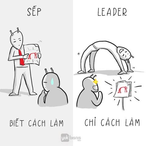 'Sep' va 'leader': Tuong khong khac ma khac khong tuong hinh anh 4