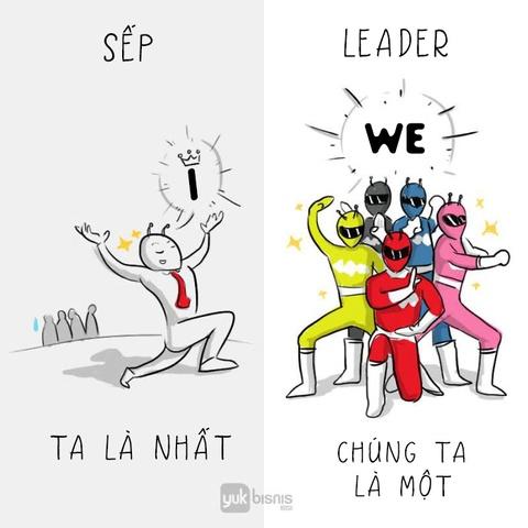'Sep' va 'leader': Tuong khong khac ma khac khong tuong hinh anh 2