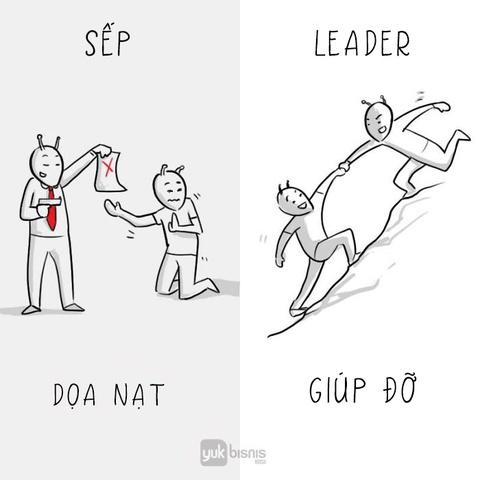 'Sep' va 'leader': Tuong khong khac ma khac khong tuong hinh anh 7