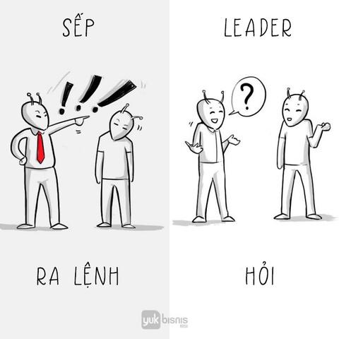 'Sep' va 'leader': Tuong khong khac ma khac khong tuong hinh anh 3