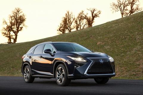 Lexus RX 2016 hoan toan moi trinh lang hinh anh