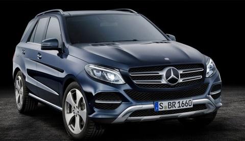 So sanh truc quan Mercedes GLE-Class va M-Class 2012 hinh anh