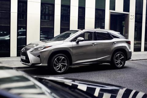 Chi tiet Lexus RX 2016 phien ban chau Au hinh anh