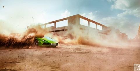 Lamborghini Huracan quay cat dep nhat the gioi hinh anh