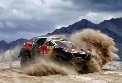 Nhung buc anh dep nhat Dakar Rally 2016 hinh anh