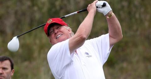 Phong golf gia lap gia 50 nghin USD trong Nha Trang cua ong Trump hinh anh