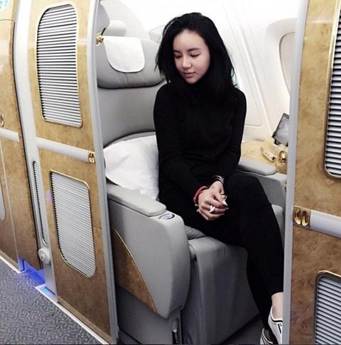 Con gai ty phu Singapore Kim Lim co cuoc song giau sang the nao? hinh anh 10