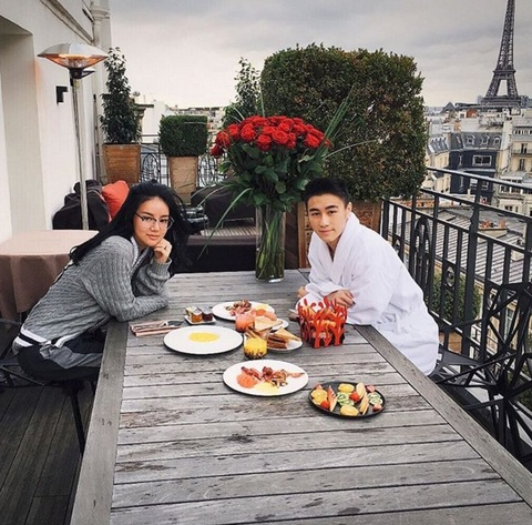 Con gai ty phu Singapore Kim Lim co cuoc song giau sang the nao? hinh anh 14