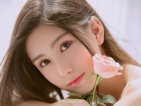'Hot girl tra sua' 18 tuoi moi noi tai Trung Quoc hinh anh