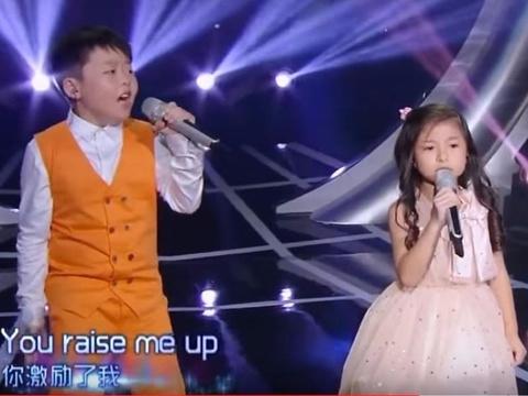 'Cap song ca thien than' tai Let's Sing Kids 2015 hinh anh