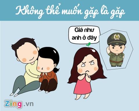 Ban se the nao neu yeu chang chien si cong an? hinh anh 1