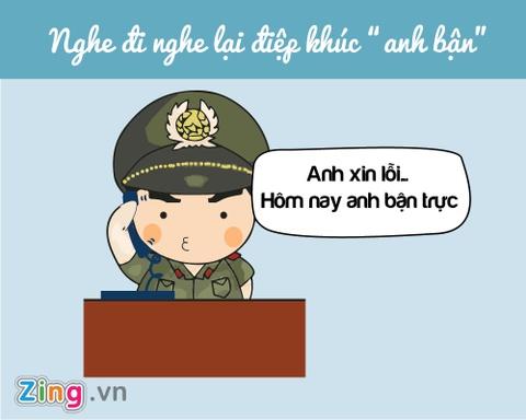 Ban se the nao neu yeu chang chien si cong an? hinh anh 4
