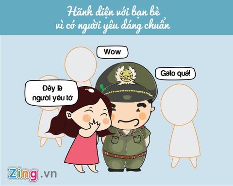 Ban se the nao neu yeu chang chien si cong an? hinh anh 5