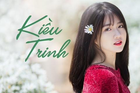 Hot girl Kieu Trinh: '23 tuoi tu mua xe hoi khong he gioi' hinh anh