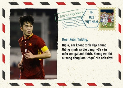 Nen to tinh voi Xuan Truong, Quang Hai cung U23 Viet Nam nhu the nao? hinh anh 2