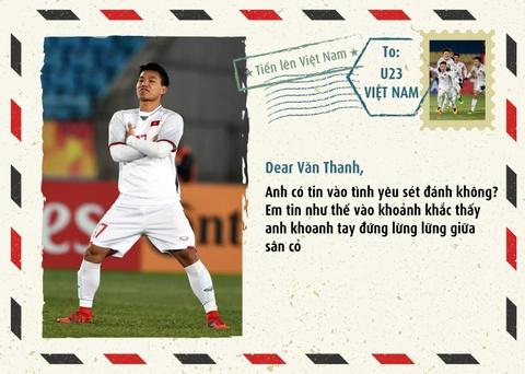Nen to tinh voi Xuan Truong, Quang Hai cung U23 Viet Nam nhu the nao? hinh anh 3