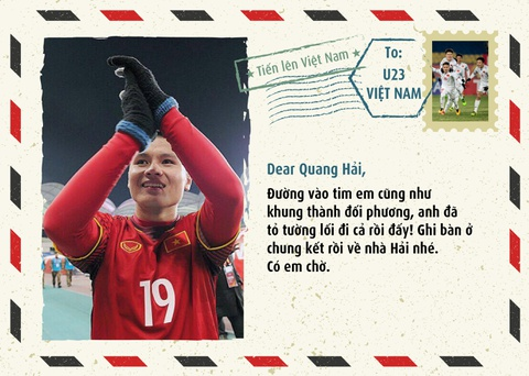 Nen to tinh voi Xuan Truong, Quang Hai cung U23 Viet Nam nhu the nao? hinh anh 4