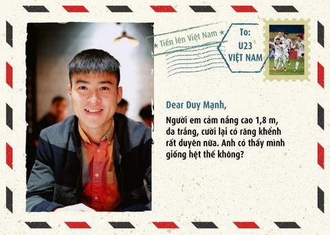 Nen to tinh voi Xuan Truong, Quang Hai cung U23 Viet Nam nhu the nao? hinh anh 5