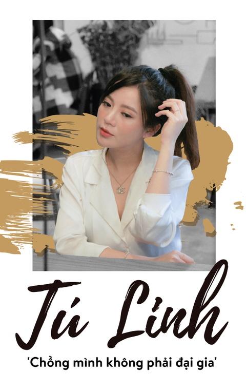 Hot girl Tu Linh: 'Chong minh khong phai dai gia' hinh anh 1