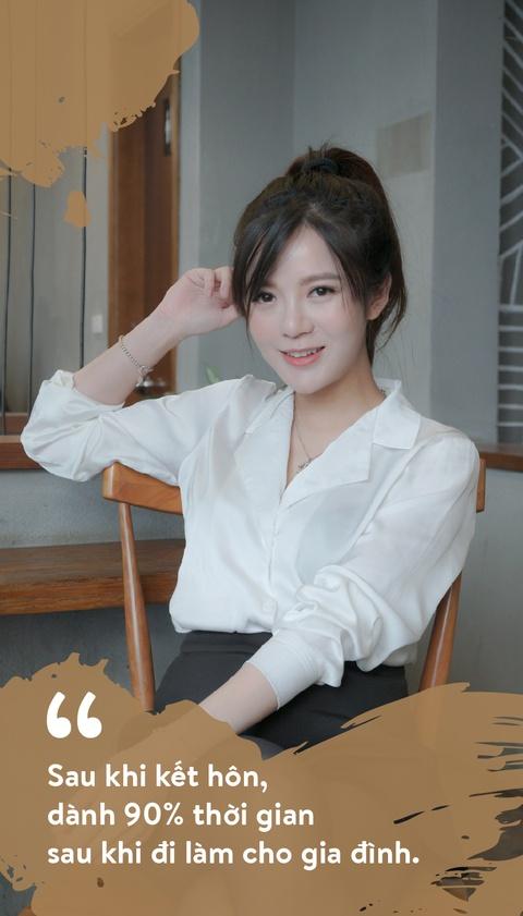 Hot girl Tu Linh: 'Chong minh khong phai dai gia' hinh anh 4