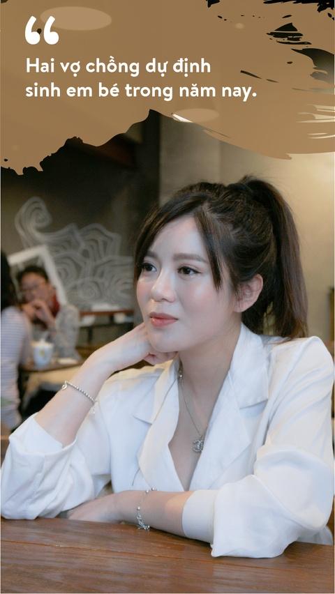 Hot girl Tu Linh: 'Chong minh khong phai dai gia' hinh anh 10