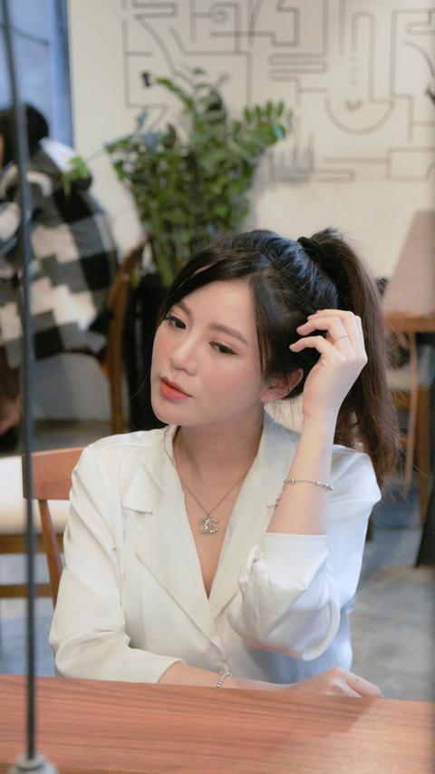 Hot girl Tu Linh: 'Chong minh khong phai dai gia' hinh anh 14