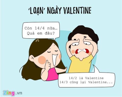 Vi sao dan tinh cu phai 'loan len' vao Valentine trang? hinh anh 1