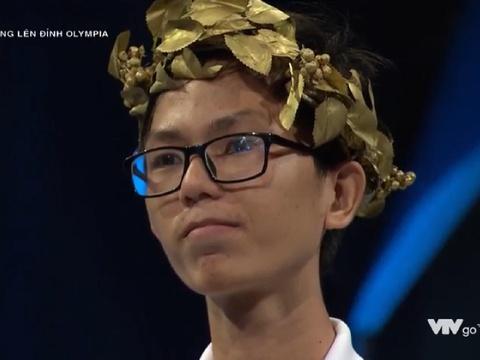 Nam sinh Phu Yen xuc dong khi lot vao thi quy 'Duong len dinh Olympia' hinh anh
