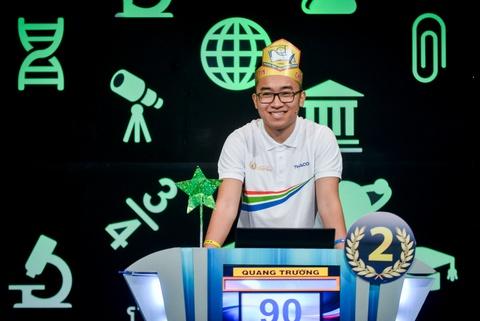 Tran chung ket 'Duong len dinh Olympia' khong nuoc mat, chi co nu cuoi hinh anh 6