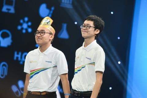 Tran chung ket 'Duong len dinh Olympia' khong nuoc mat, chi co nu cuoi hinh anh 13