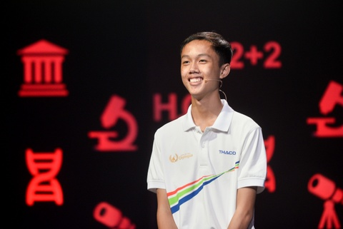 Tran chung ket 'Duong len dinh Olympia' khong nuoc mat, chi co nu cuoi hinh anh 11