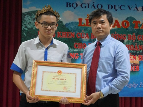 chung ket duong len dinh olympia hinh anh