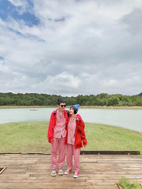Cap Mai Ky Han - Long Tran: 'Gia dinh dang giuc chung minh cuoi som' hinh anh 8