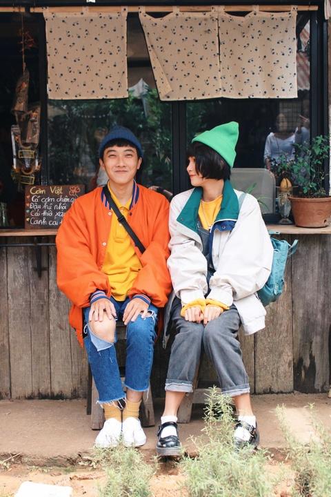 Cap Mai Ky Han - Long Tran: 'Gia dinh dang giuc chung minh cuoi som' hinh anh 2