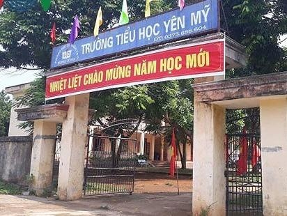 Thanh Hoa cho giao vien 'chay so' de truong hoc dat chuan hinh anh