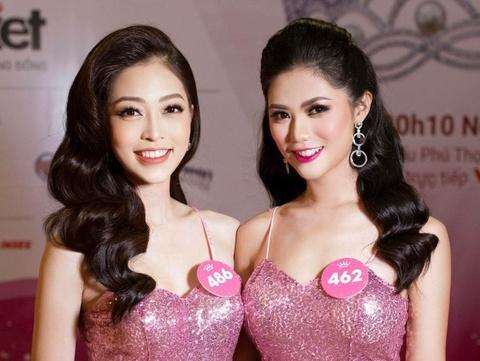 Hoa khoi Phu nu Viet Nam: Hoc gioi, choi than voi A hau Phuong Nga hinh anh