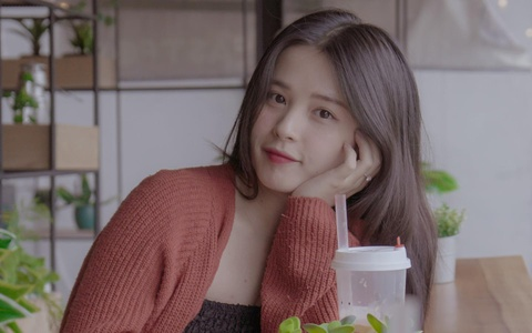 Nhan sac xinh dep, diu dang cua hot girl Thao Nari hinh anh
