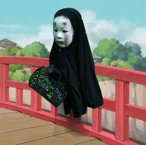 'Co be Vo Dien' hot nhat mua Halloween 2016 gio ra sao? hinh anh 7