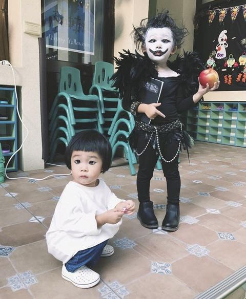 'Co be Vo Dien' hot nhat mua Halloween 2016 gio ra sao? hinh anh 9