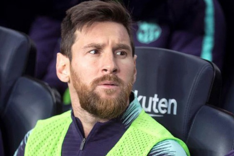 HLV Valverde tiet lo ly do Messi ngoi du bi tran El Clasico hinh anh