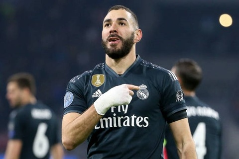 Benzema dat cot moc lon tai Champions League hinh anh