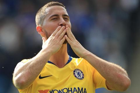 Hazard roi Chelsea va tuong lai am dam o Stamford Bridge hinh anh 1