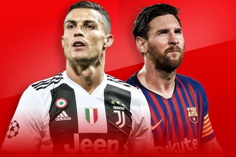 Messi va Ronaldo khong phai de tranh luan hinh anh
