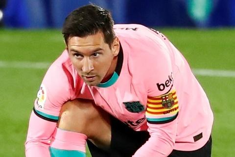 Đồng đội phải chạy để Messi thành cầu thủ hay nhất thế giới'