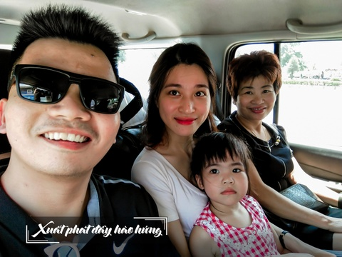 #Mytour: Xuyen Viet cung gia dinh, hanh trinh dong day niem vui hinh anh 1