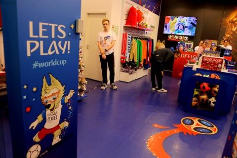 #Justgo: Den cua hang chinh thuc dau tien cua FIFA World Cup 2018 hinh anh 3